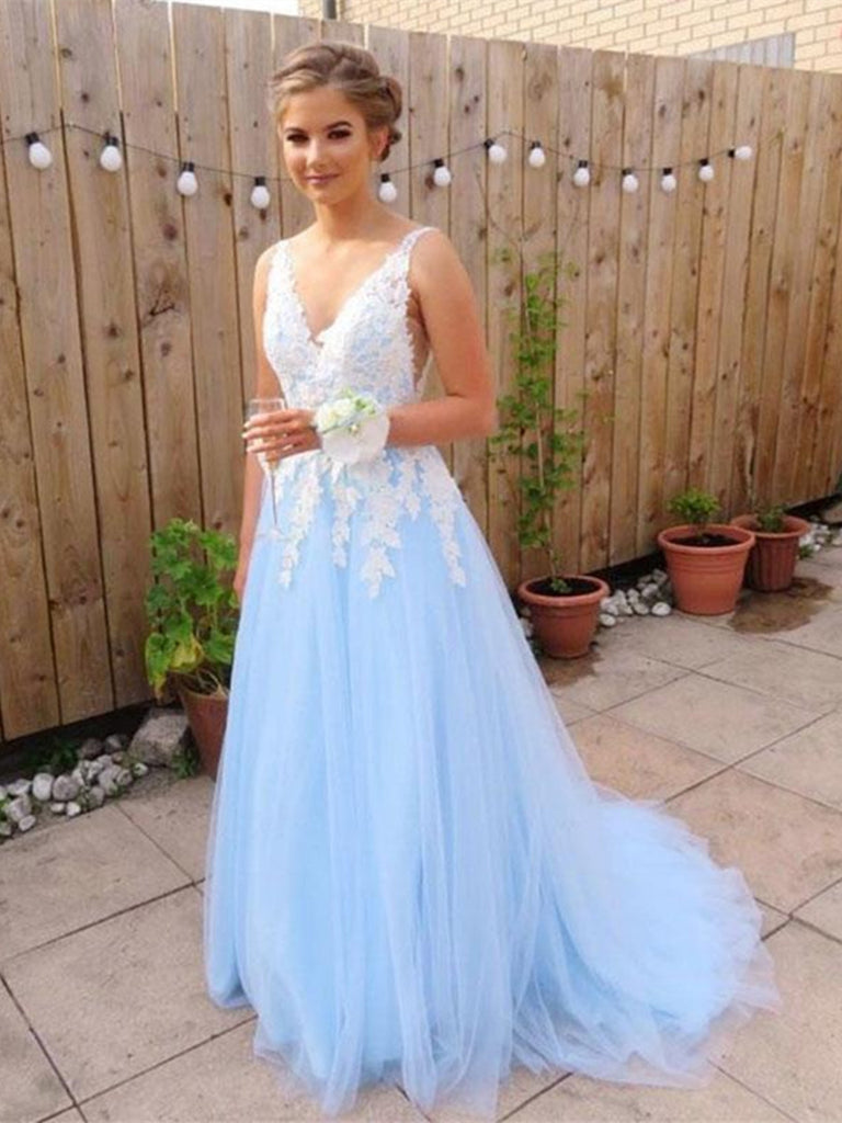 lace homecoming dresses blue
