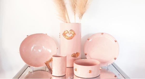 Breast Cancer Awareness products - Lux/Eros