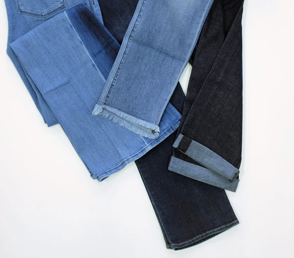 jeans at robin b