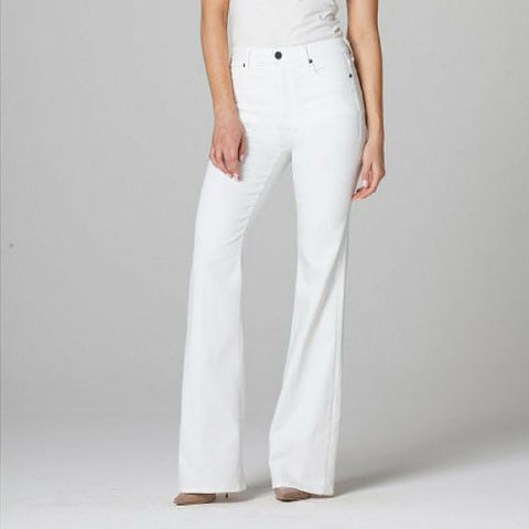 Parker Smith jeans in white