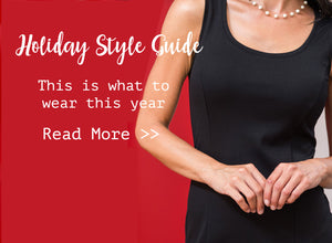 holiday style guide by rose & thread
