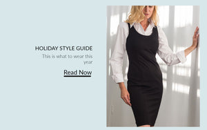 holiday style guide | rose & thread