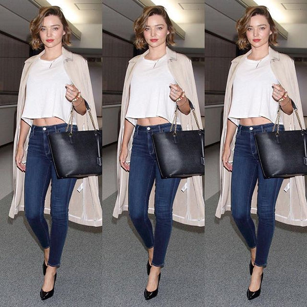 Miranda Kerr in Parker Smith