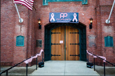 Pink Party RI at the  Varnum Memorial Armory in East Greenwich