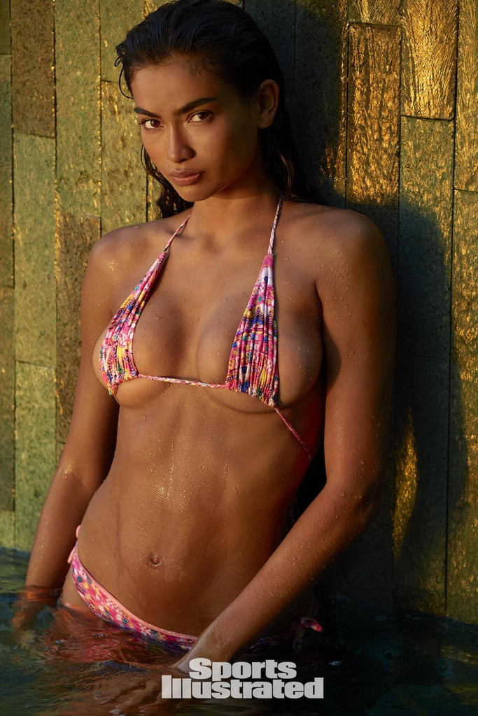 Sports Illustrated Swimsuit 2017 Kelly Gale in Storm Swimwear