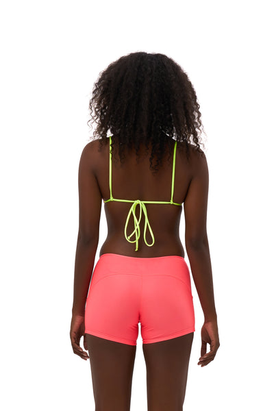Echo beach - Pant in Neon Orange