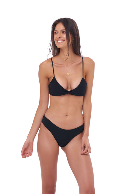 Crete - Coverage top in Plain Bamboo