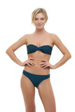 St Barts - Bikini Bottom in Jungle Green