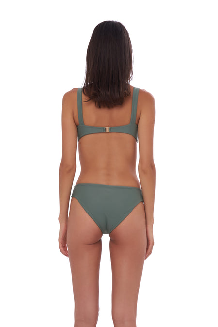 Biarritz - Bikini Bottom in Aquamarine