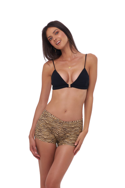 Echo beach - Pant in Tiger Print
