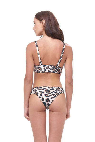 St Barts - Bottom in Leopard Print