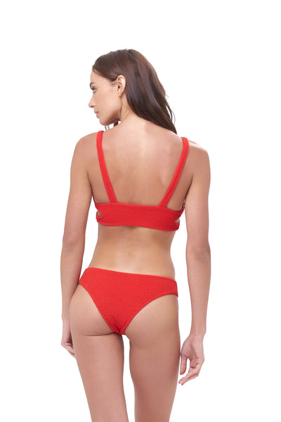 Sicily - Bikini Top in Storm Le Nuage Rouge
