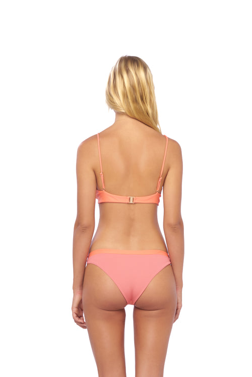 Laucala - Bikini Brief in Corduroy Sweetheart