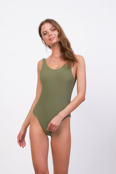 Cayman - One Piece in Jungle Corduroy