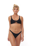 Black bikini brief by storm swimsuit