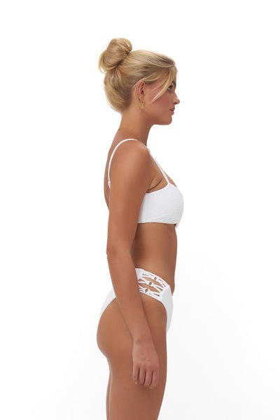 Playa Del Amor brief - Bikini Bottom in Storm Le Nuage Blanc