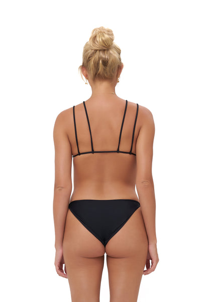 Cap Ferret - Bikini Top in Black