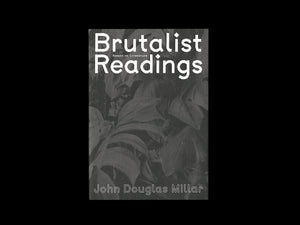 Brutalist Readings. Essays on Literature