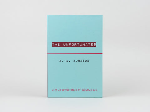 B.S. Johnson - The Unfortunates
