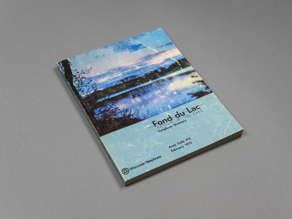 Christian Patterson, Bottom of the Lake (1st Edition)