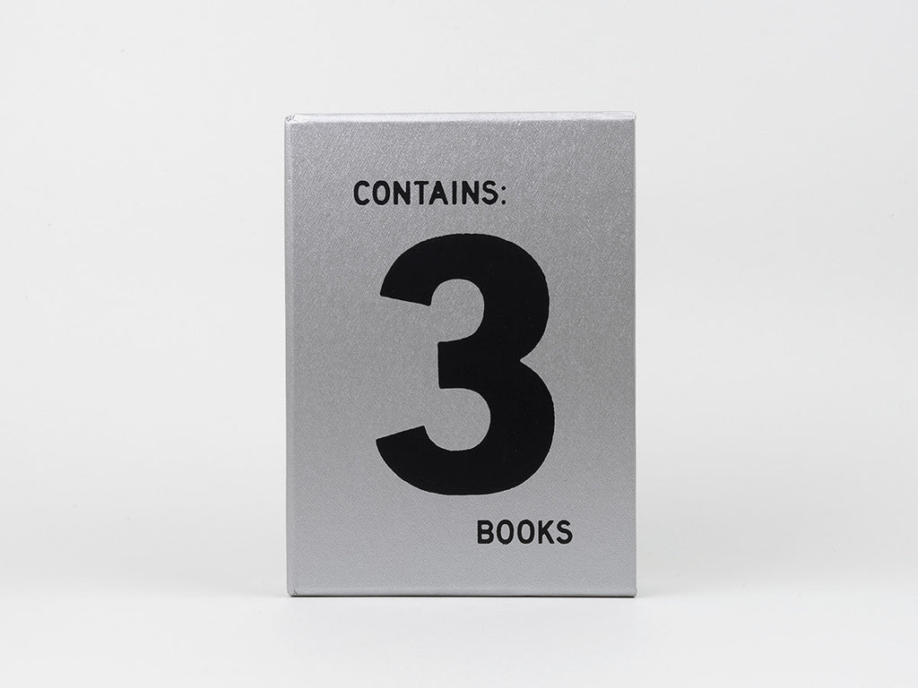Jason Fulford - Contains 3 Books