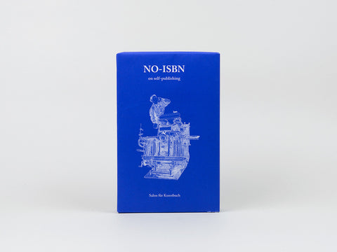NO-ISBN On Self-Publishing