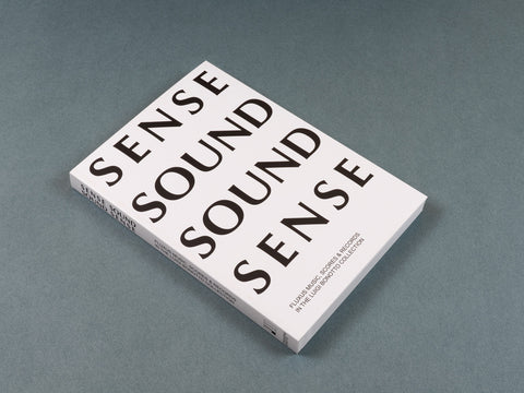 Sense Sound Sound Sense Fluxus Music Scores Records Luigi Bonotto Collection