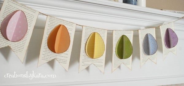 paper easter decorations