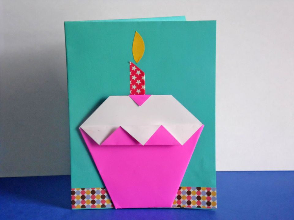 easy to make birthday cards