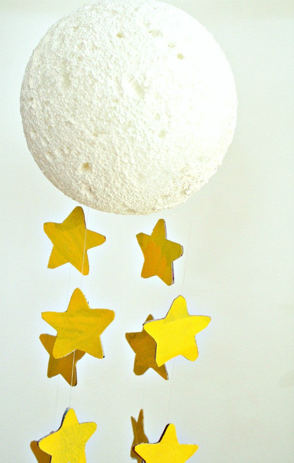 moon and stars crafts