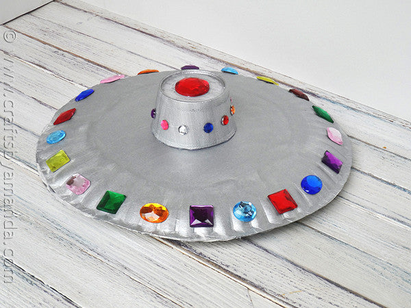 spaceship craft ideas