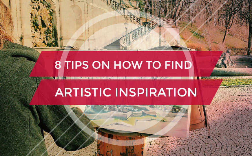 How To Find Artistic Inspiration