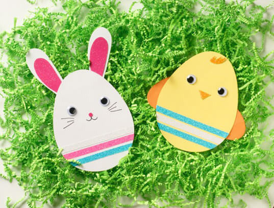 10 DIY Easter Cards That Are Easy to Make – Easter Cards Ideas