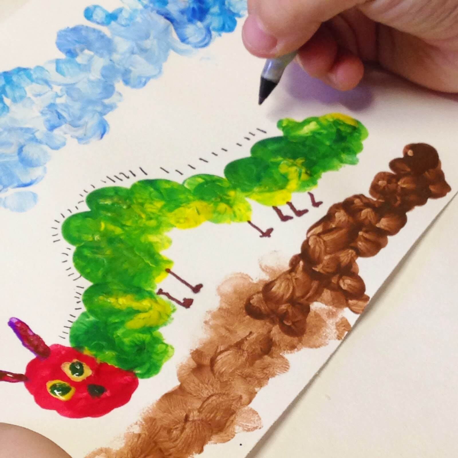 easy art projects for kids