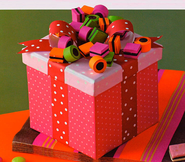 gift box decoration ideas