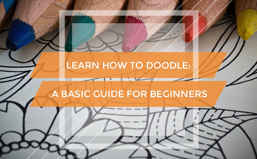 LEARN HOW TO DOODLE
