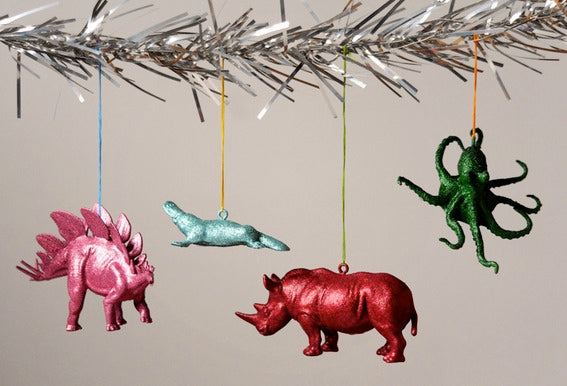 DIY Animal Ornaments