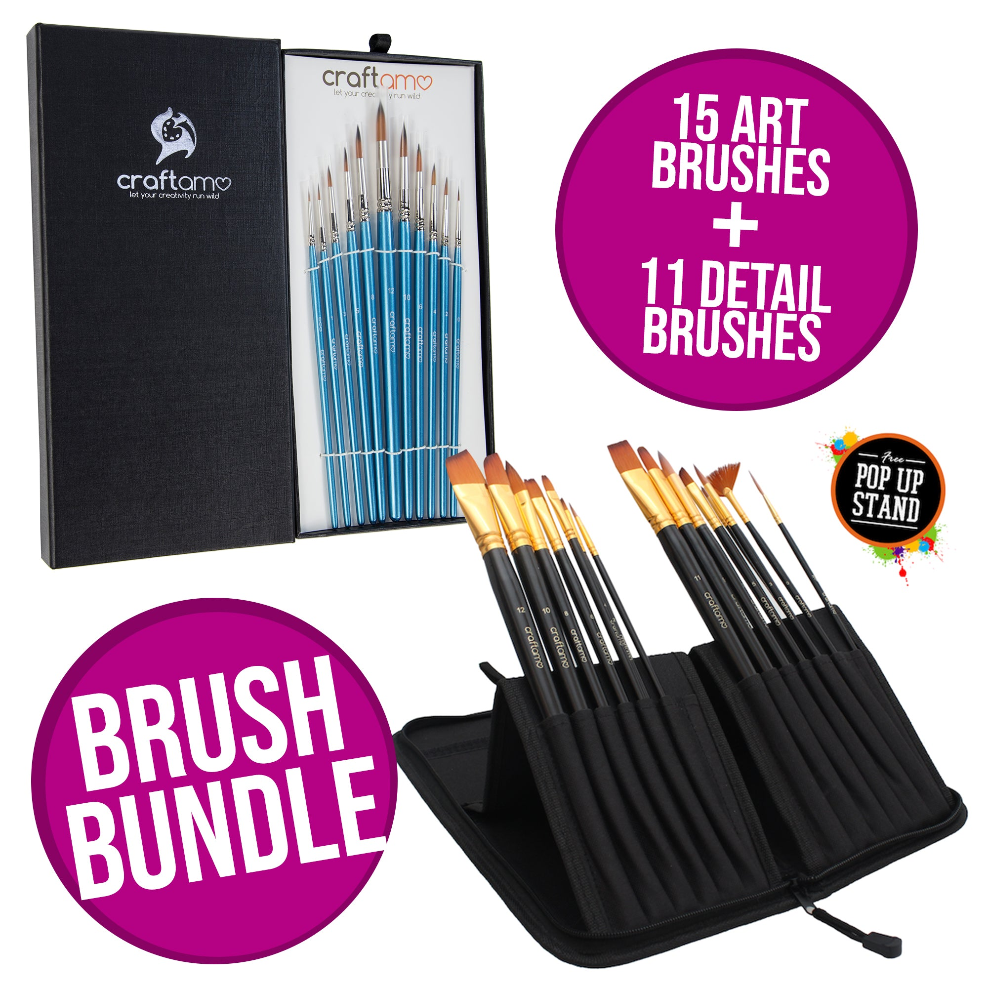 BRUSH BUNDLE 1