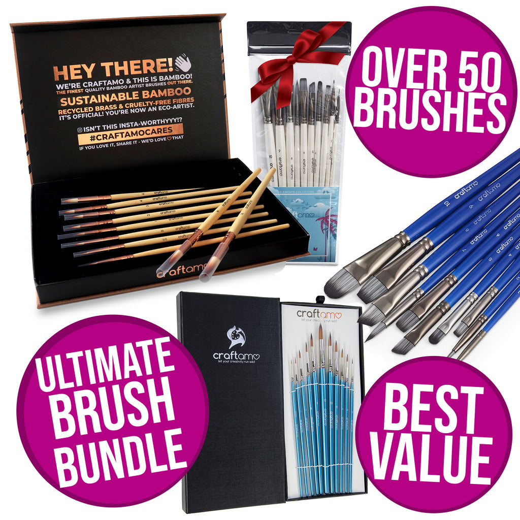 BRUSH BUNDLE 4