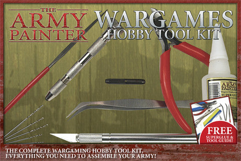 The Army Painter: Wargaming Model Tool Kit