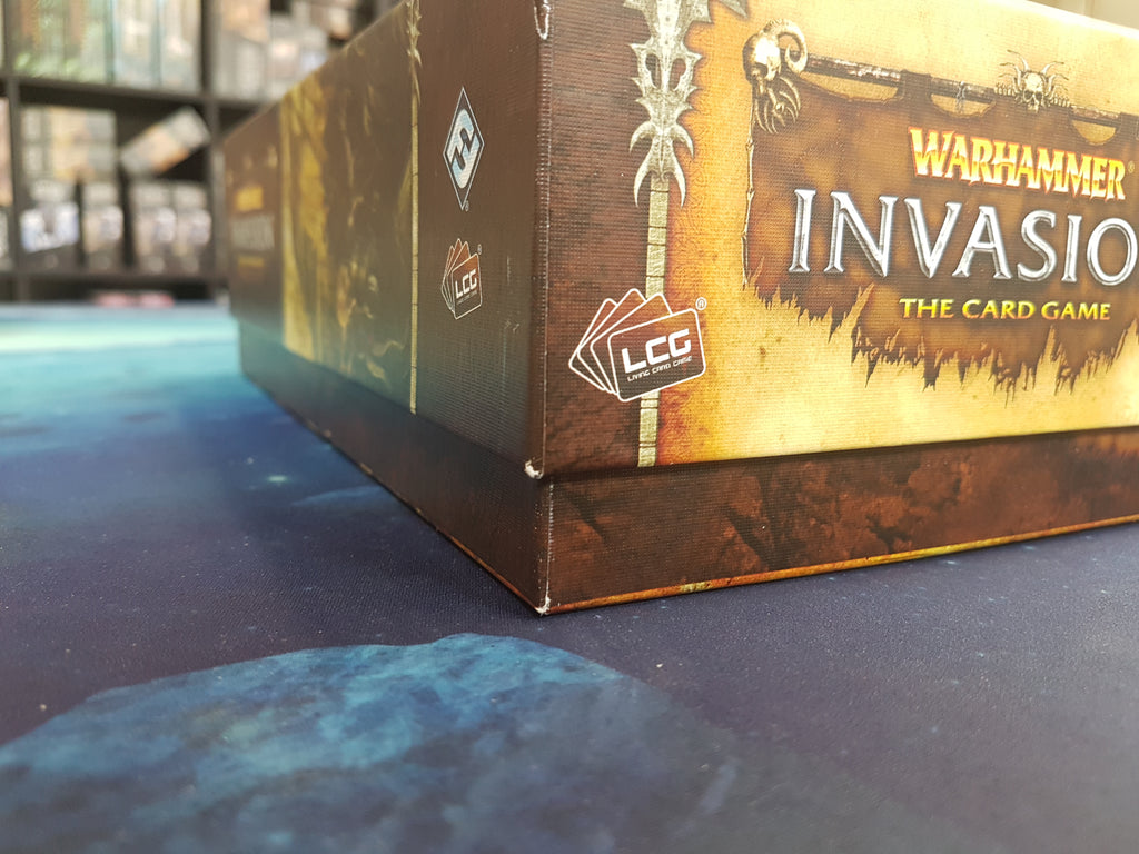 Wellplayed Lazor: LARGE FFG Boxes Box Insert Vertical (Sleeved/Unsleeved)