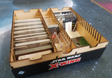 X-Wing: 2nd Edition Core Set Insert Veneer (Sleeved/Unsleeved)