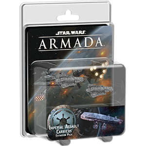 Star Wars: Armada Imperial Assault Carriers (engl.)