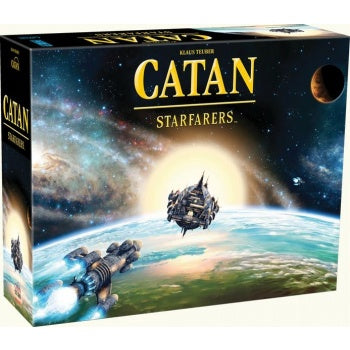 Settlers of Catan: Starfarers (engl.)