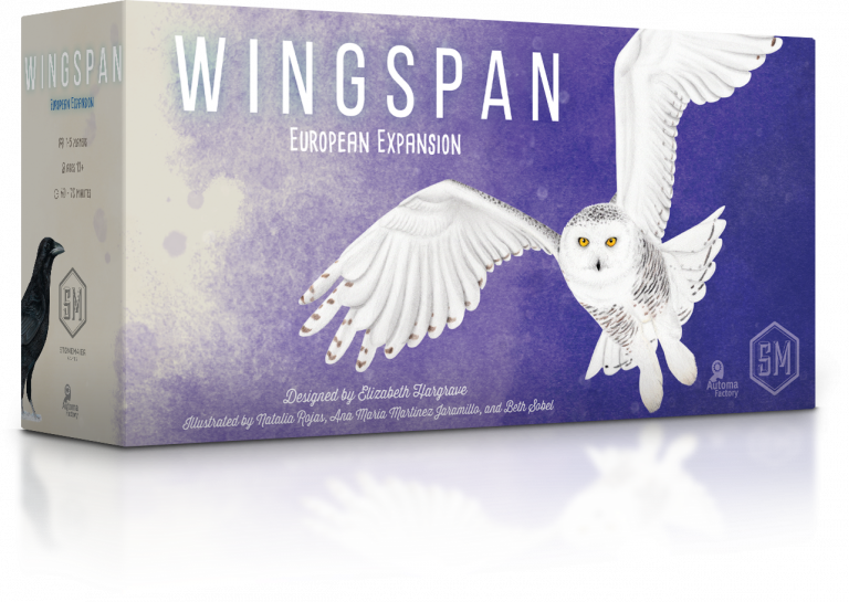 Wingspan: European Expansion (engl.)