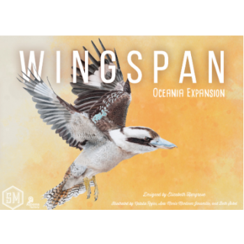 Wingspan: Oceania Expansion (engl.)