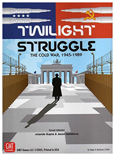 Twilight Struggle Deluxe Edition (engl.)