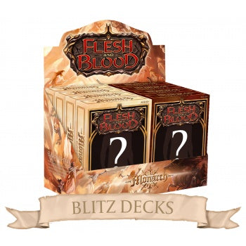 Flesh and Blood: Monarch Blitz Decks (8 Decks) (engl.)  - Preorder