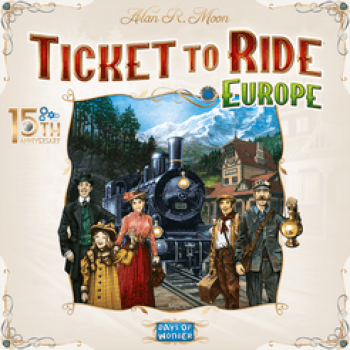Ticket to Ride: 15th Anniversary Edition (engl.) - Preorder
