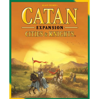 Settlers of Catan: Cities & Knights (engl.) (2015 Refresh)
